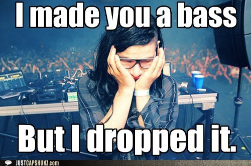 Funny-captions-skrillex-made-you-a-bass